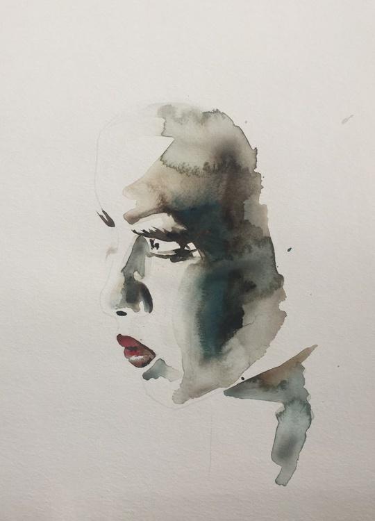 Portrait I Nerves - Image 0