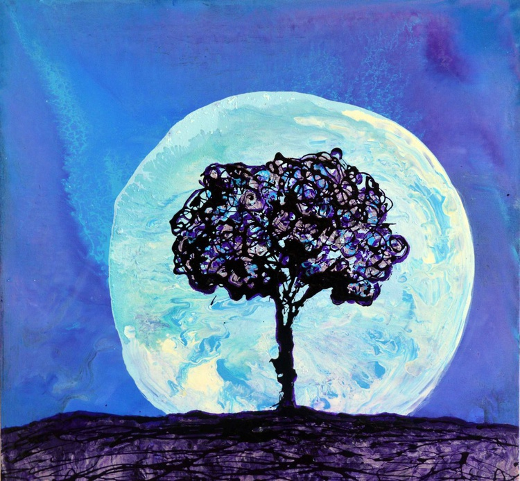 Growing in the Blue Moon - Image 0