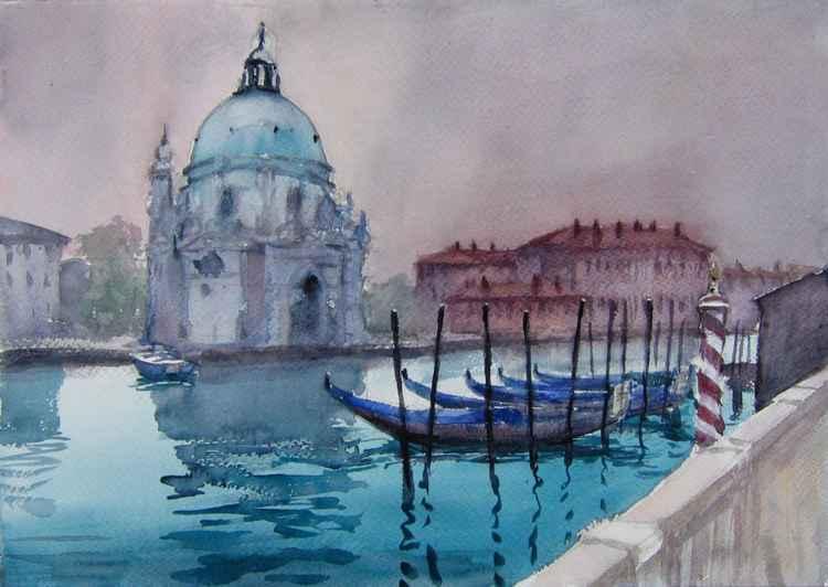 Venice blues....