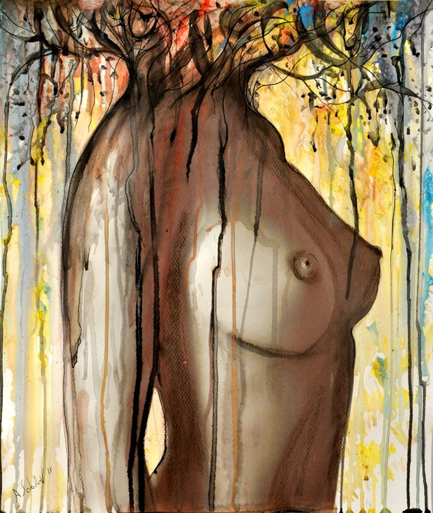 Surrealistic Nude - Image 0