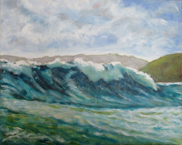 Turquoise Wave - Image 0