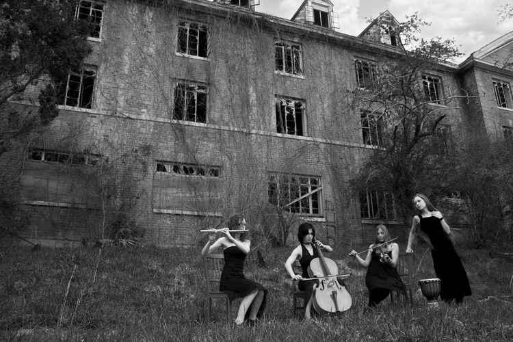 The Dark Quartet -