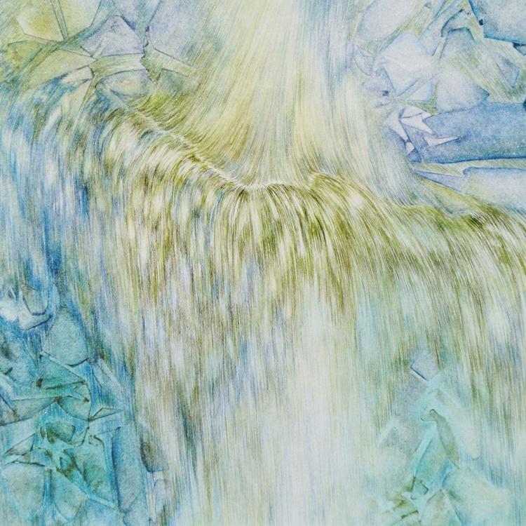 Strömungsreflexion (No. 1) | Flow reflection (No. 1) - Image 0