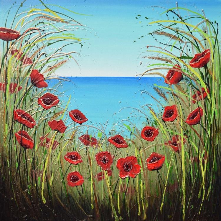 Seaside Poppies - Image 0