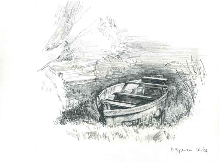 A Boat -