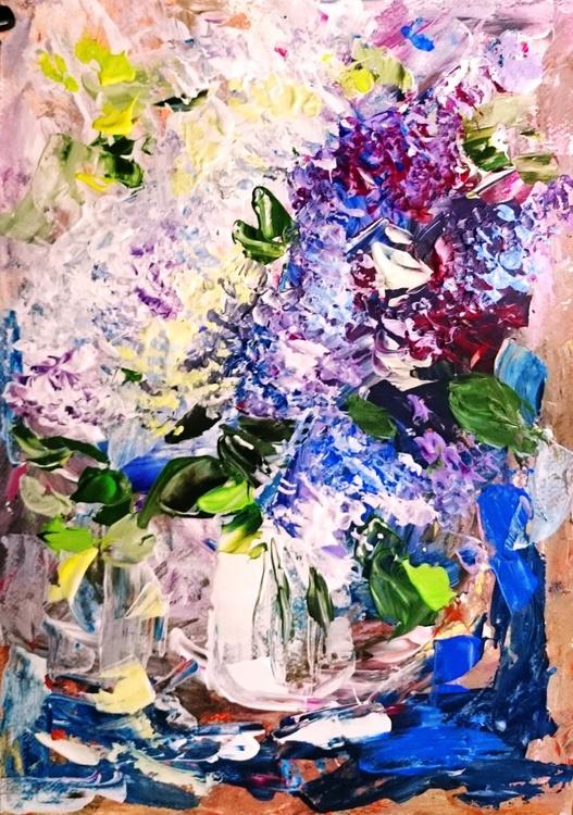 Bouquet of lilacs - Image 0