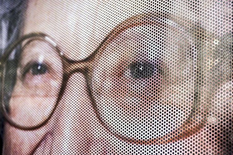 """EYES : Dame Cicely Saunders (LIMITED EDITION 1/50) 12"""" X 8"""" - Image 0"""