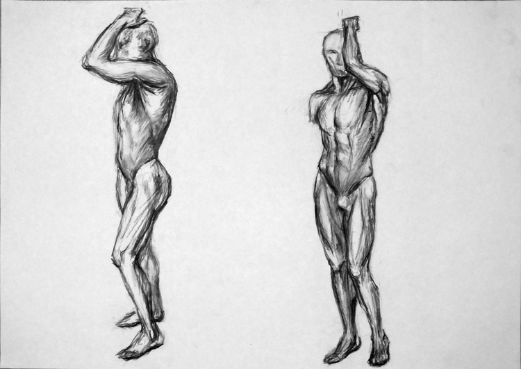 Figure drawing 1 - Image 0