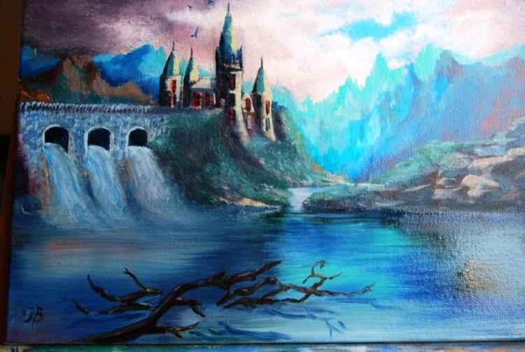 Dracula Castle - Bran Romania.