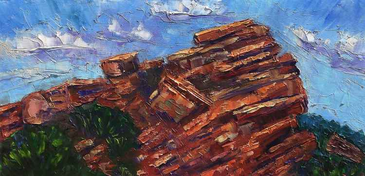 Red Rocks Park Monolith -
