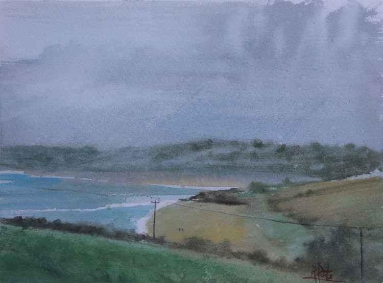 Beach near Padstow, Cornwall
