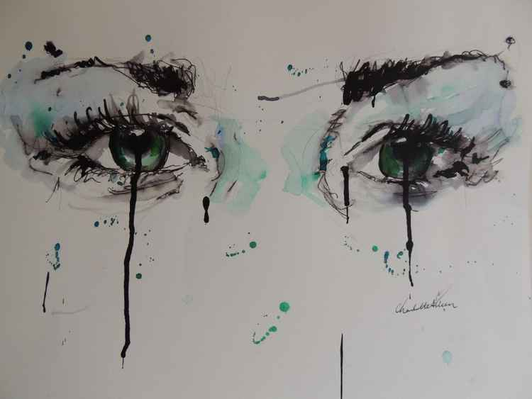 'Series of eyes' Molly -