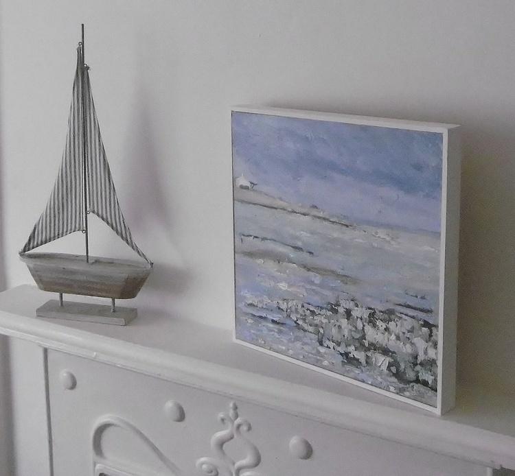 Chalky May Coast, Kingsdown - Image 0