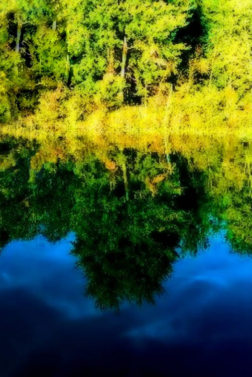 Sky Reflections 3 - Image 0