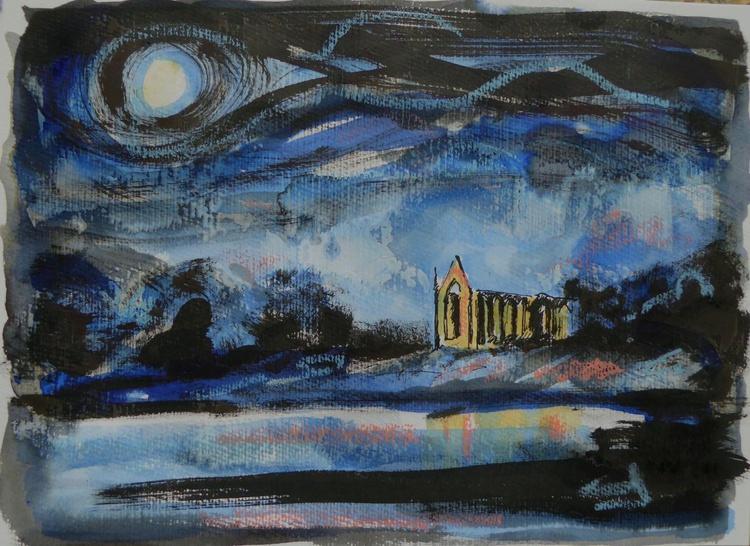 'Moonlit Priory' - Image 0