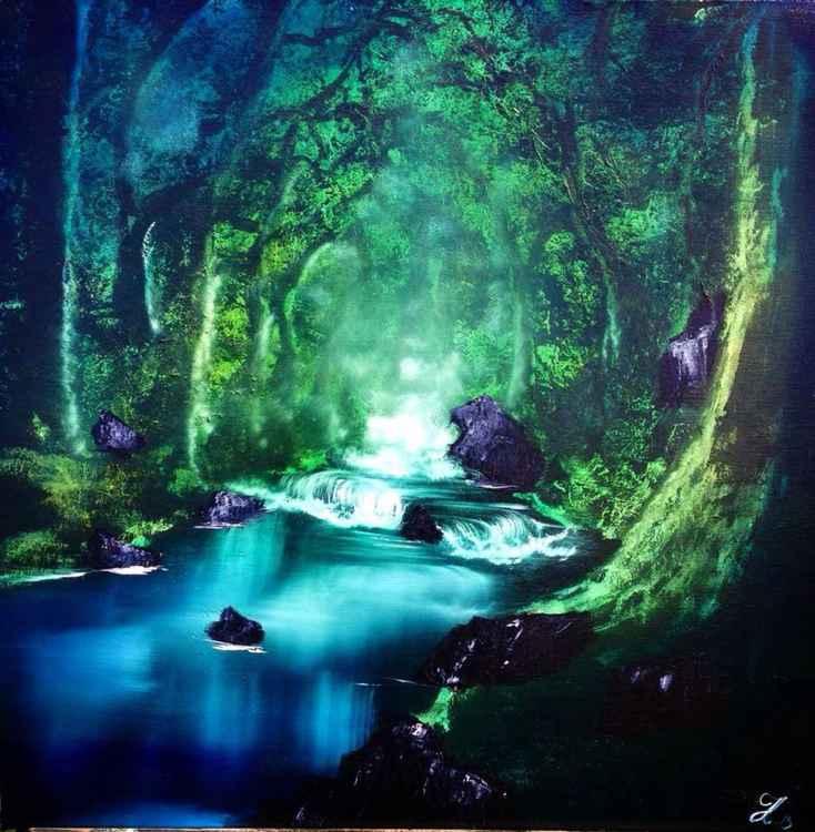 Alvedans IV- Misty River