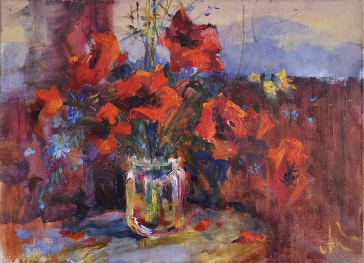 Poppies (Flowers) - Image 0