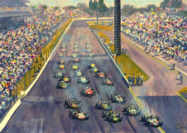 Indy 500 1965 -