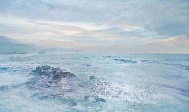 Sea Series I - 'Atlantic' - Giclee Print - Image 0