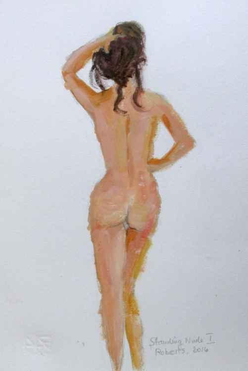 Standing Nude I