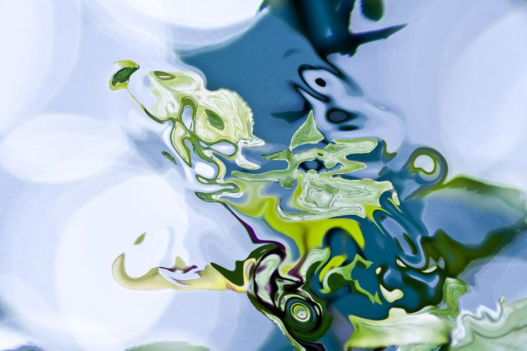 abstract water reflections - Image 0