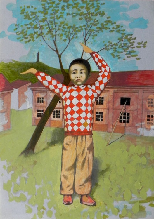 Xin as a child - Image 0