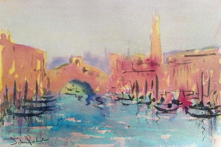 Venice sketch #3 - Image 0