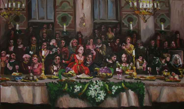 Marriage at Cana -