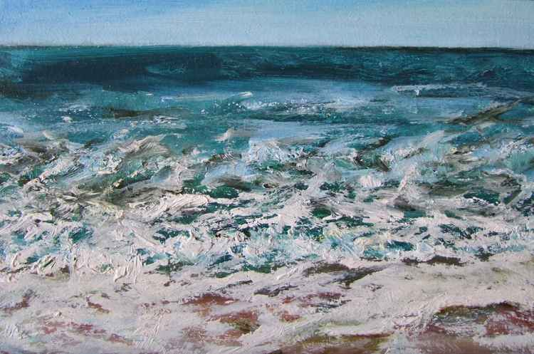 Sea Abstract - Mediterranean (4) -