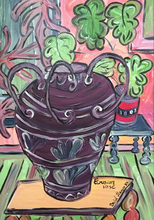 Etruscan Vase - Image 0