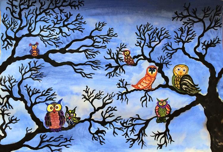 Owl family tree - Image 0
