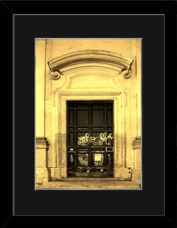 Black Door - Rome - Framed - Image 0