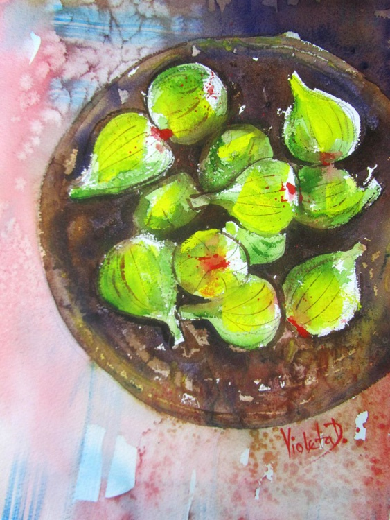Still Life with Figs (2) - Image 0