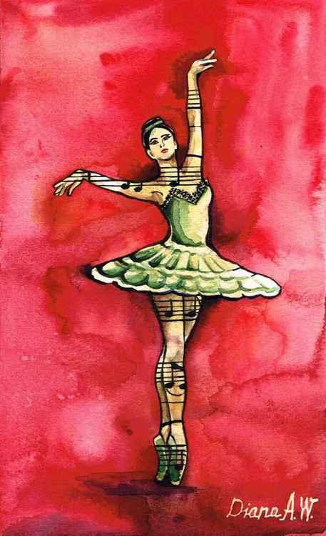 Ballerina, N 1 -