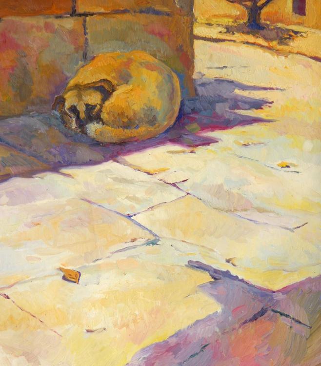Lonely Street Dog - Image 0