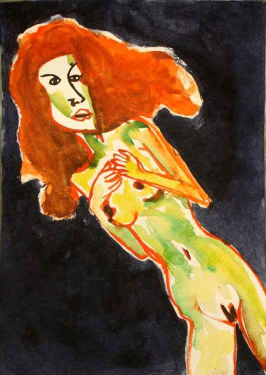 Ginger Nu