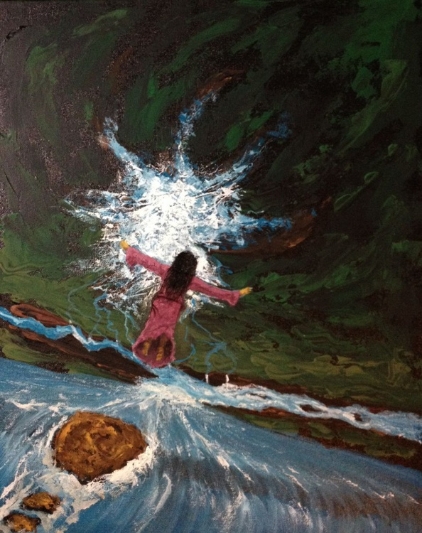 (Reduced) - Christina's Leap of Faith - Image 0