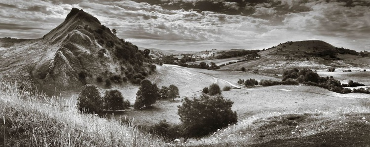 Parkhouse from Chrome Hill - Image 0