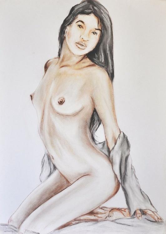 Life Drawing07 - Image 0