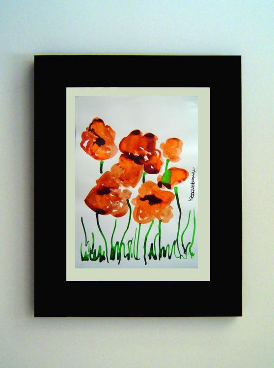 'Poppies' - Image 0