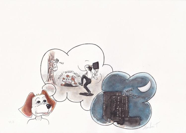 Doggy Daze, page 2 - Image 0