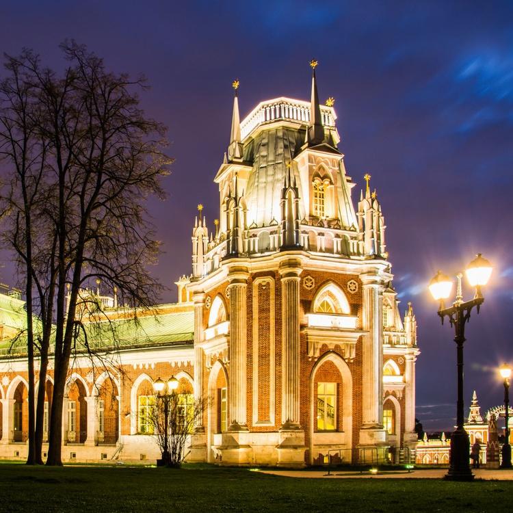 Great Tsaritsyno Palace - Image 0