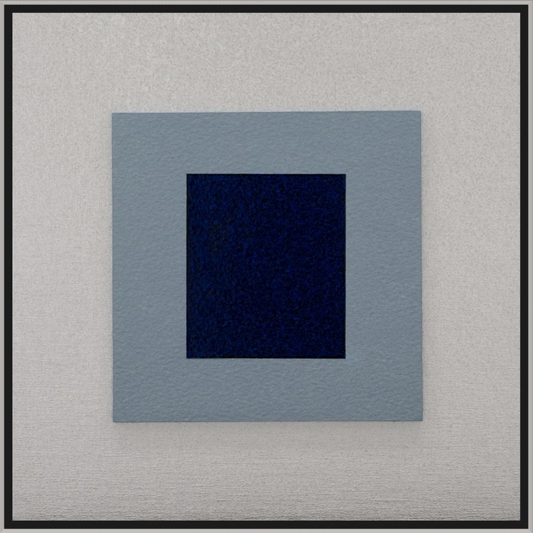 BLUE ESSENCE - Modern / Color Field Painting - Image 0