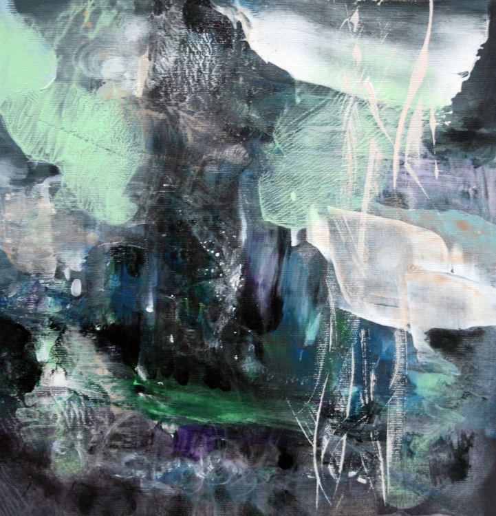 SOFT COSMIC LIGHT MINDSCAPE DREAMSCAPE BY MASTER KLOSKA DIAPHANE ROMANTIC LANDSCAPE ABSTRACT ABOUT LIGHT - Image 0