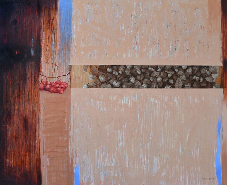 Abstraction with strawberries - Image 0