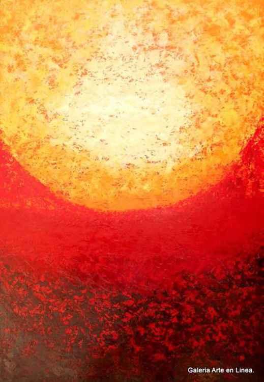 Sun in Mars