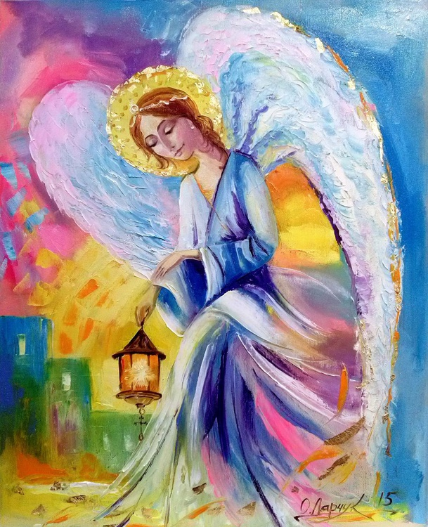 Angel of peace and tranquility - Image 0