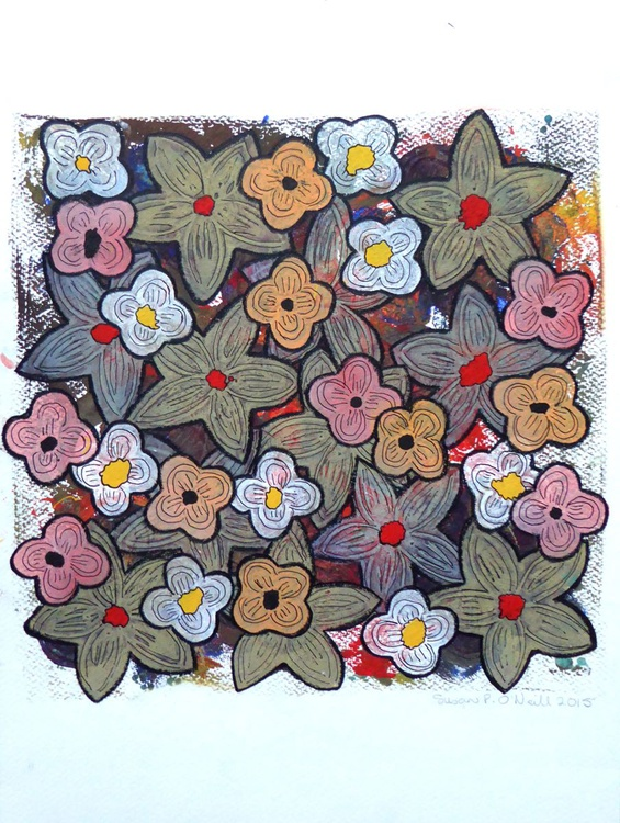 Cluster of flowers - Image 0