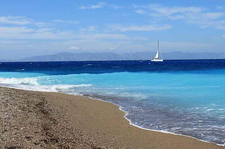 Sea idyll