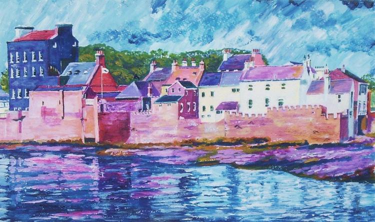 Castletown Harbour - Isle of Man - Image 0